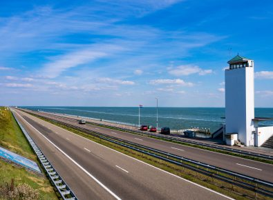 A winning plan to reinforce the Afsluitdijk