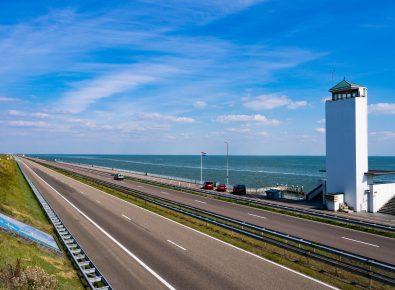 Winnende plan voor de versterking van de Afsluitdijk