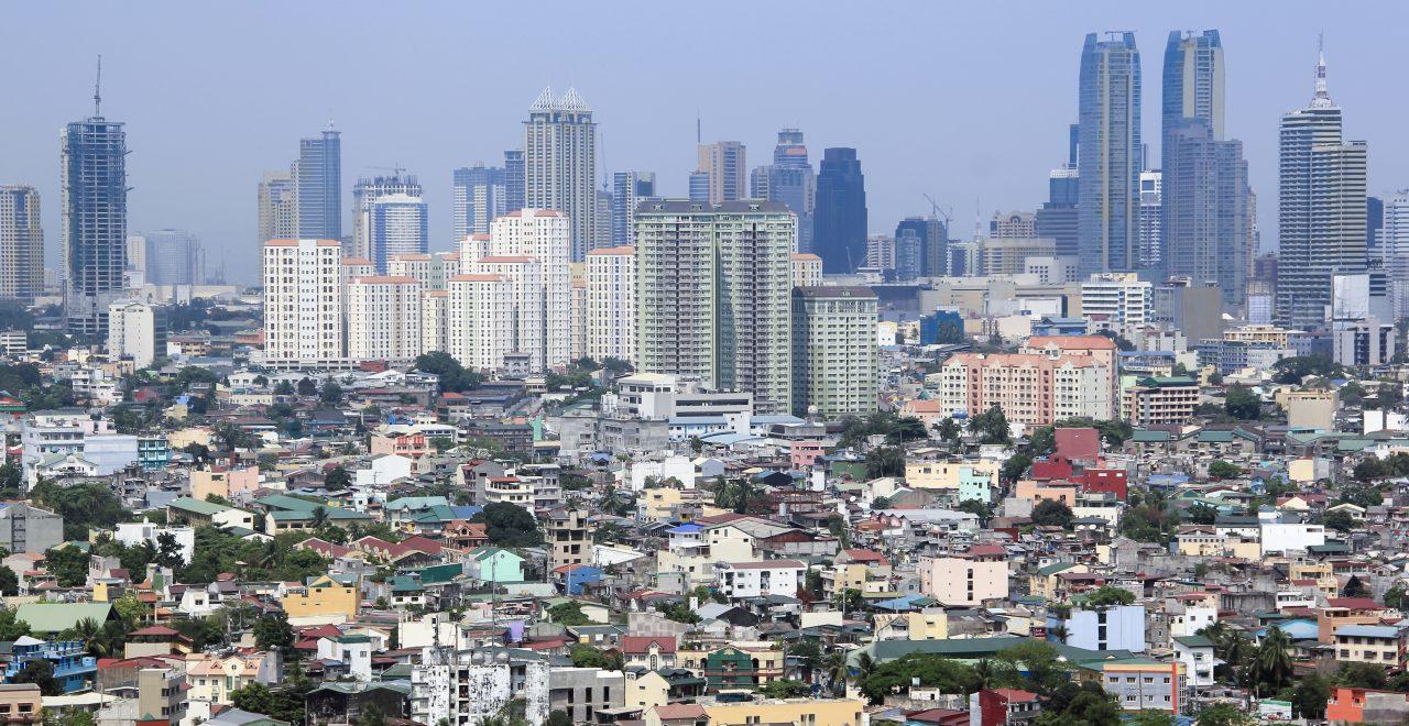 Centrum van Manila