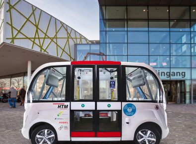 Autonomous shuttle use cases development