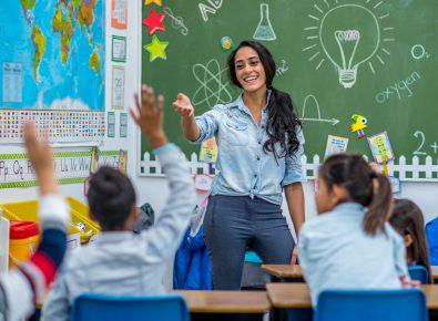 Leerlingenonderzoek internationaal onderwijs Eindhoven