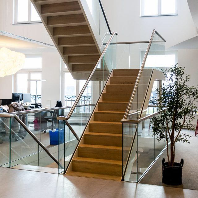 Ons hoofdkantoor in Rotterdam.