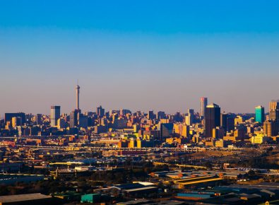 Johannesburg Inner City economic development and investment roadmap