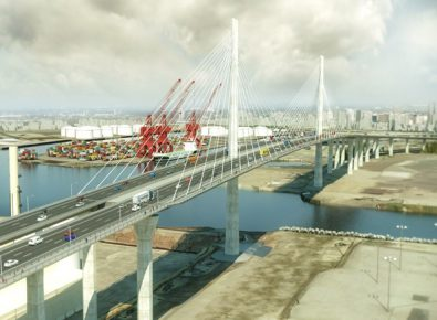 Advies over het Gerald Desmond Bridge Replacement Project