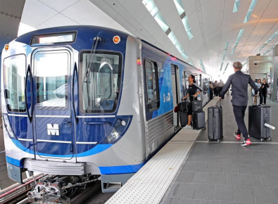 Miami-Dade county metrorail maintenance assessment