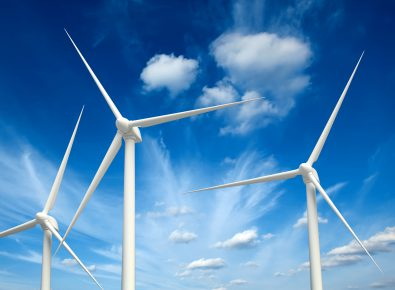 Financing wind farms